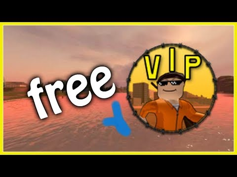 HOW TO GET FREE GAMEPASS ON ROBLOX JAILBREAK FOR FREE WORK