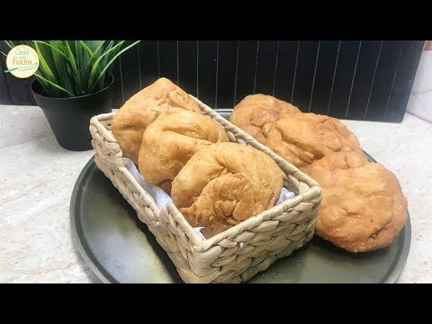 Khasta Kachori Recipe -  Ramzan Special By Cook With Fariha