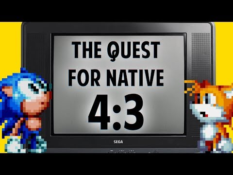 Sonic Mania | The Quest for Native 4:3