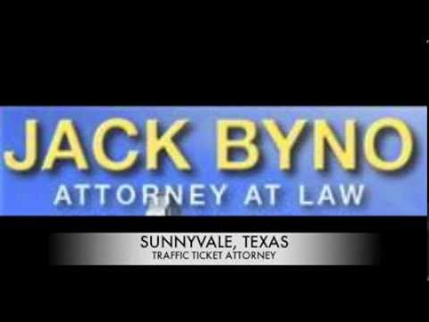 Sunnyvale Texas Traffic Ticket Lawyer Defends Speeding Citations