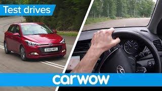 Hyundai i20 2018 POV review | Test Drives