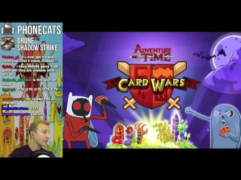 Card Wars - Black Card Tourny Over In 2 Hours!