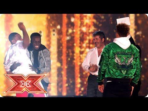 Rak-Su take The X Factor Final 2017 crown! | Final | The X Factor 2017