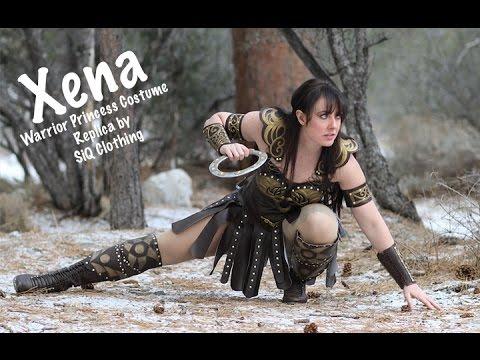 Xena Warrior Princess Costume by SiQ Clothing