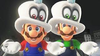 Super Mario Odyssey - Mario & Luigi Walkthrough Part 1 - PakVim net
