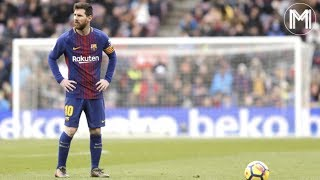 Lionel Messi - The God of Football - HD