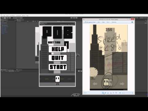 How to Make a Android Mobile Game - Unity 4.3 POB