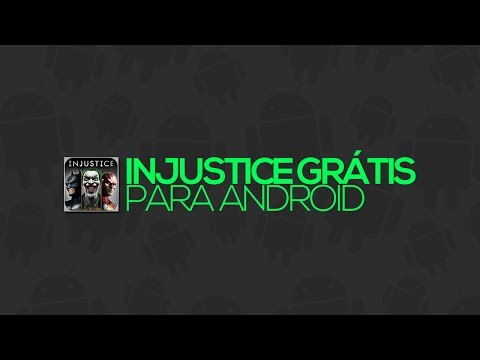 Injustice: Gods Among Us GRÁTIS para Android
