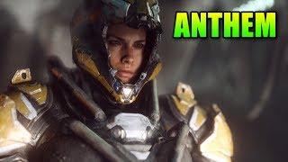 Anthem Next Big Shooter From Bioware?   Trailer & Impressions
