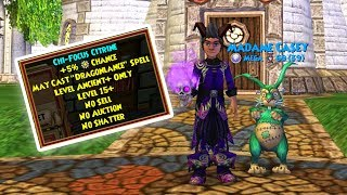 Wizard101: NEW LEVEL 130 CRAFTED GEAR! - PakVim net HD