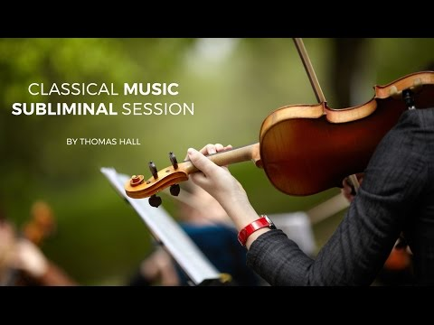 Stop Smoking Now - Classical Music Subliminal Session - By Thomas Hall