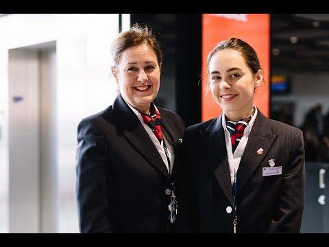 British Airways: International Women's Day 2018