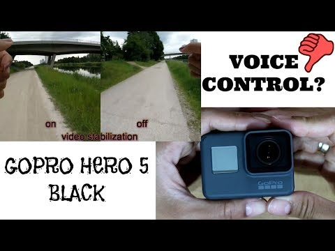 GOPRO HERO 5 BLACK / DOES NOT RECOGNIZE MY COMMAND | FIRST IMPRESSIONS