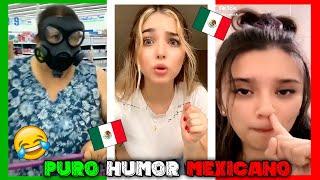 🚨 PURO HUMOR MEXICANO septiembre 🇲🇽 MEMES MEXICANOS 🚨TIK TOK viral de MÉXICO🇲🇽 SI TE RIES PIERDES 😂