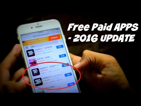 Download Paid Apps For Free iPhone , iPad & iPod  WITHOUT JAILBREAK On Any iOS Device !