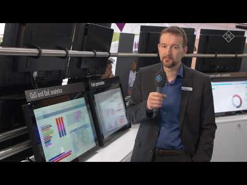 Integrated metric for benchmarking network quality presented at GSMA MWC 2018