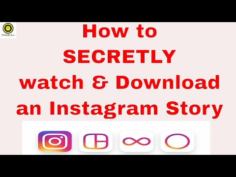 How To Watch & Download Instagram Story without using Instagram App