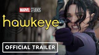 Marvel Studios' Hawkeye - Official Teaser Trailer (2021) Jeremy Renner, Hailee Steinfeld