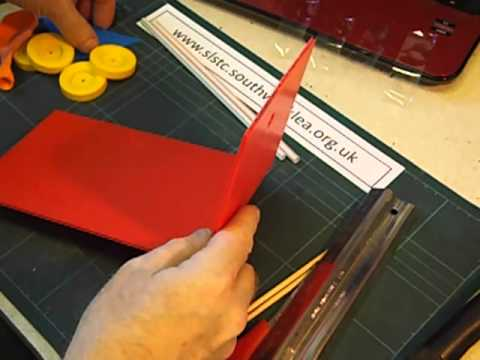 How to make a simple balloon-powered racer