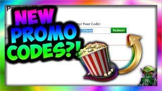 BLOXY POPCORN HAT CODE Videos - 9tube tv