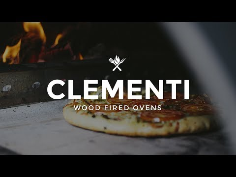 Clementi Pulcinella Wood-Fired Ovens | Product Roundup by All Things Barbecue