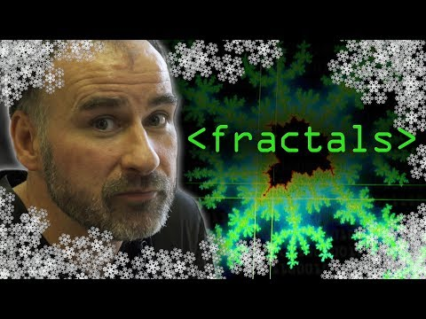 Festive Fractals - Computerphile