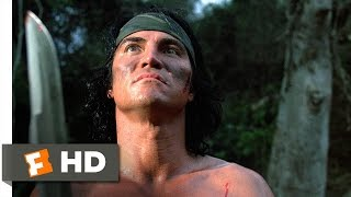 Predator (1987) - Get to the Chopper Scene (2/5) | Movieclips