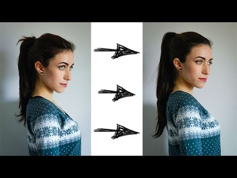 How To Make Your Hair Look Longer (Without Extensions) - Con Subtítulos En Español