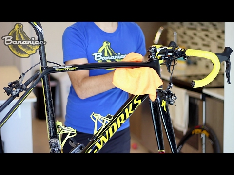 Cycling 101 | How to Clean a Road Bike (Without Water)