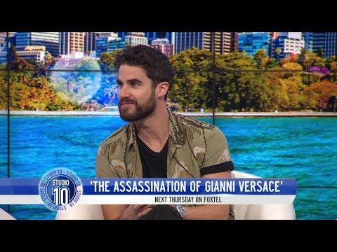 Darren Criss Talks About Dark, New Role In 'American Crime Story' | Studio 10