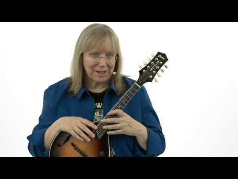 Mandolin For Guitar Players - Introduction - Marcy Marxer