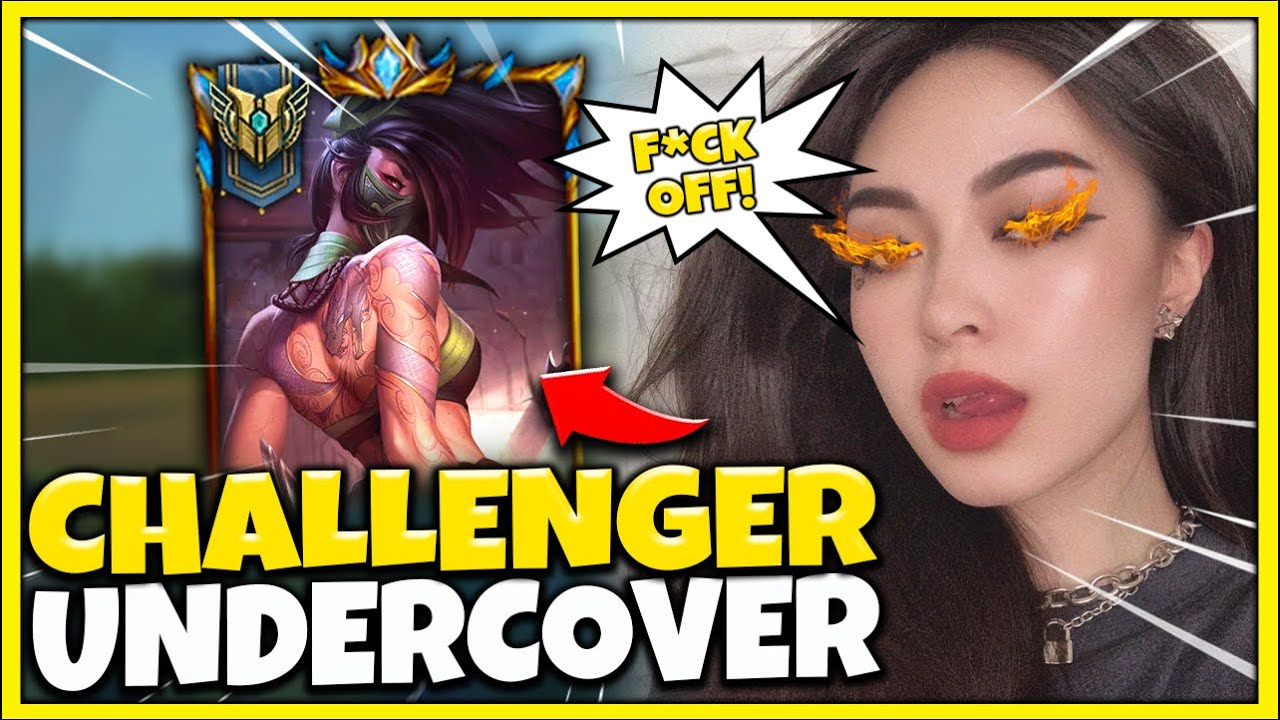 PRETENDING TO BE IRON 4 TROLLING MY E-GIRL DUO (BOOSTING HER) Ft. BasedLilV - League of Legends