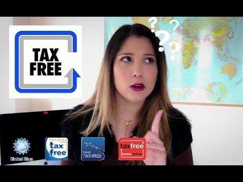 Tax Free en España | Como lo puedo reclamar?