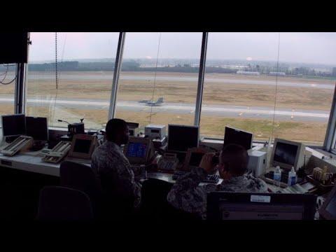 U.S. Air Force: Air Traffic Control