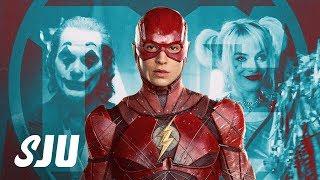 DC Flash Movie Re-Confirmed after Joker   SJU