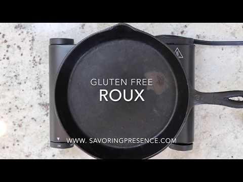 Gluten Free Roux