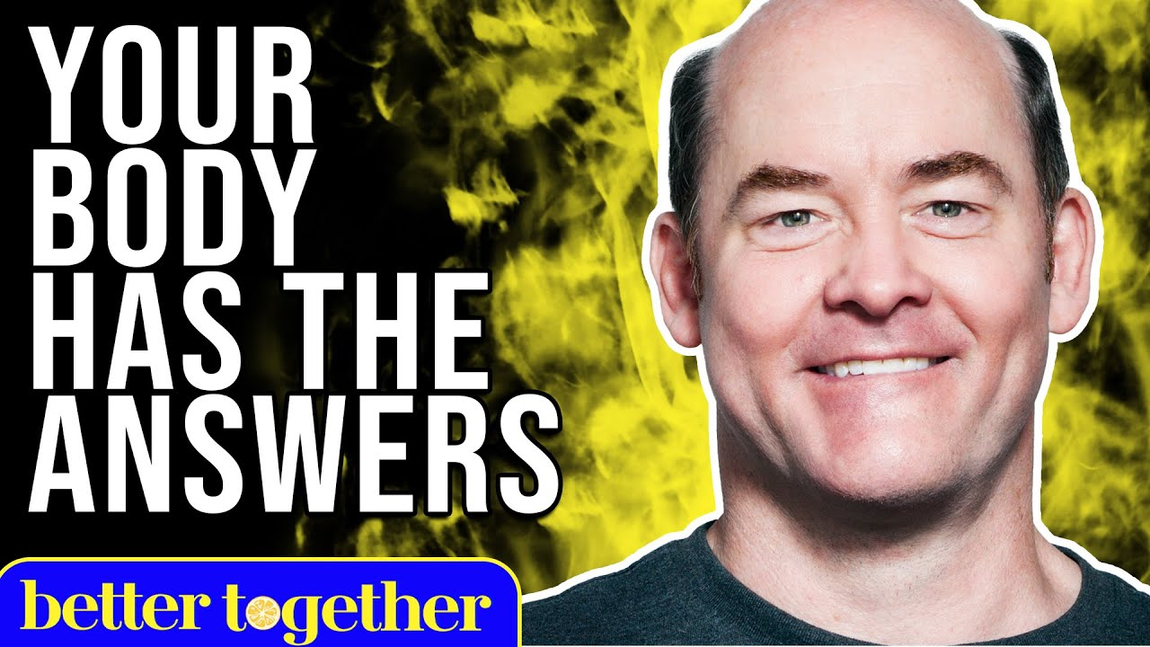 How to Access ALL of Life's Answers To The Hardest Questions with David Koechner