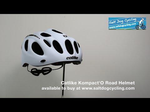 Catlike Kompact O Road Helmet