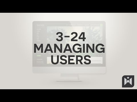 WordPress for Beginners 2015 Tutorial Series | Chapter 3-24: Managing Users