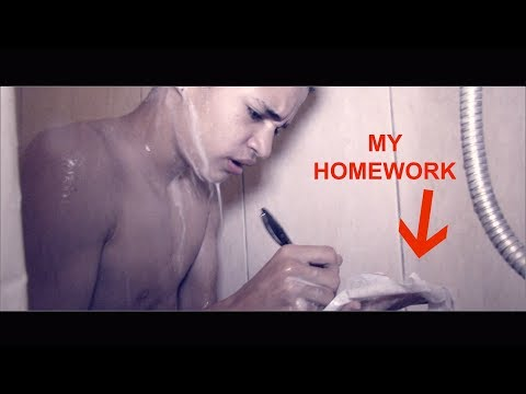HOW TO DO YOUR HOMEWORK LAST MINUTE!