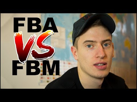 Amazon FBA vs Amazon FBM - Which one should YOU sell on?