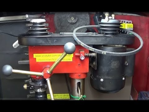 How To Lubricate The Spindle Bearings On A Low Cost Bench Drill