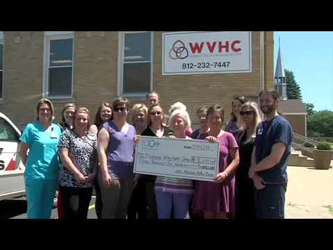 100 Women Who Give Donations