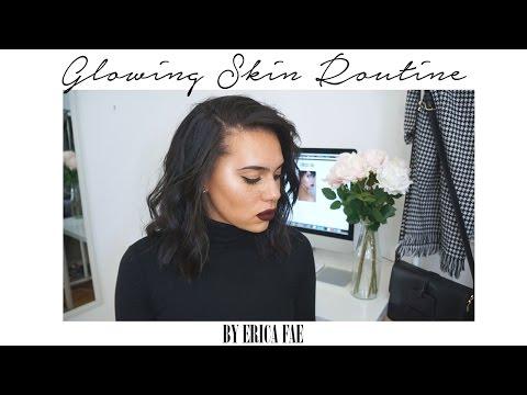 Glowing Skin Routine