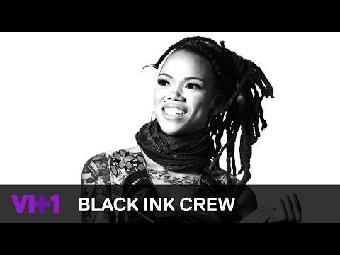 Black Ink Crew | Meet Melody - A Die Hard Tattoo Artist