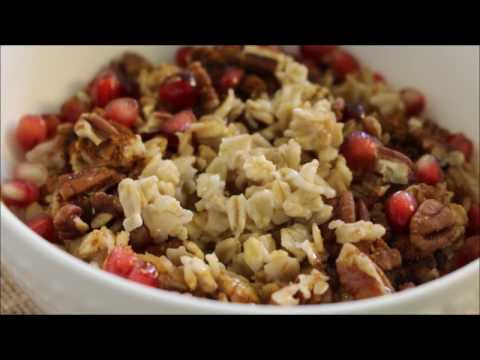 How to Cook Thick Rolled Oats