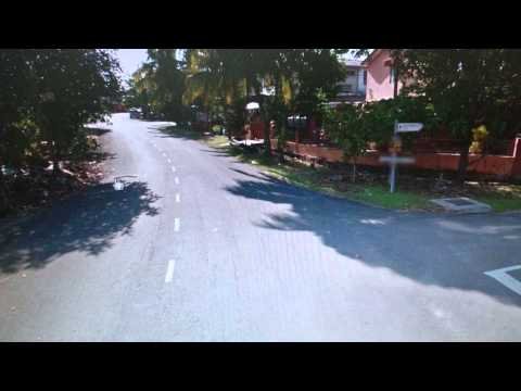 Google Street View Malaysia : How to view via PC