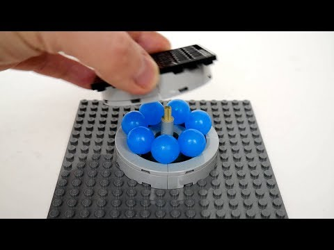 Lego DIY Small Ball/Roller Bearing (with instructions!)