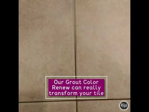 Rendall's Cleaning Tile and Grout