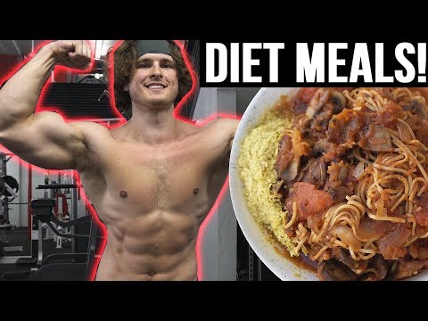 DIETING CAN BE EASY | What I Ate Today (VEGAN)